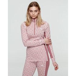 Kari Traa Rose Wool Half Zip