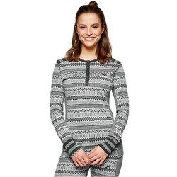 Kari Traa Akle Wool Half Zip – 100% Merino Wool