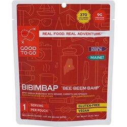 Good To-Go Korean Bibimbap