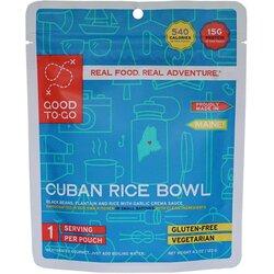 Good To-Go Cuban Rice Bowl