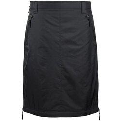 Skhoop Hera Knee Skirt - Black