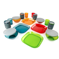 GSI OUTDOORS Infinity 4 Person Deluxe Tableset