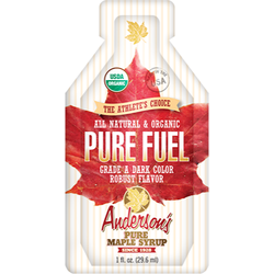 Anderson's Maple Syrup Pure Fuel Single 1 oz