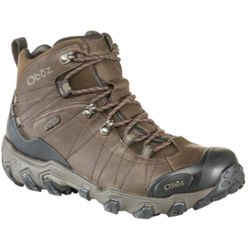 Oboz Footwear Bridger Premium Waterproof Mid