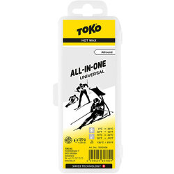 Toko Toko- All in One Universal Hot Wax (120g)