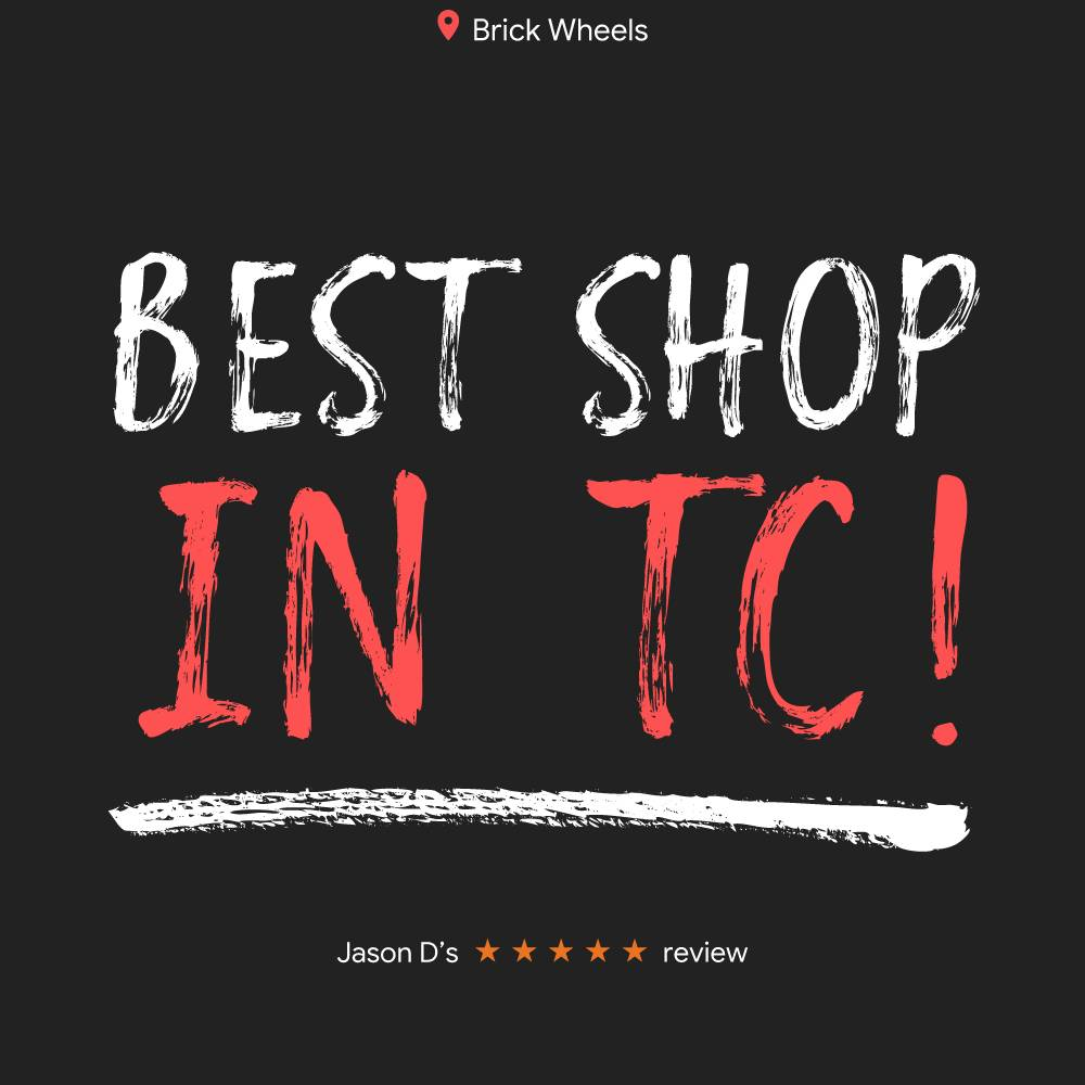 Google Review that says Best Shop in TC