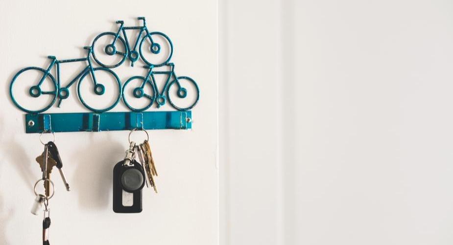 bike car key holder