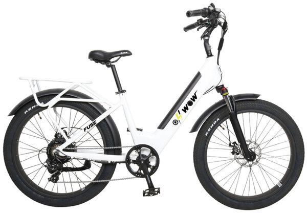 OH WOW BIKES Fuse Step-through E-Bike