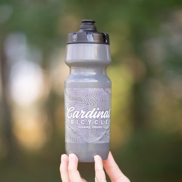 Cardinal Bicycle Topo Water Bottle