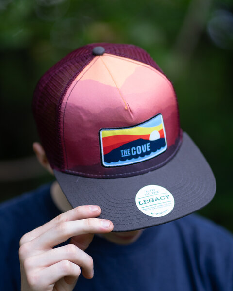 Cardinal Bicycle The Cove Trucker Hat