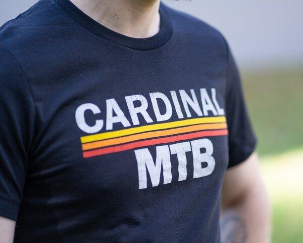 Cardinal Bicycle MTB T-Shirt