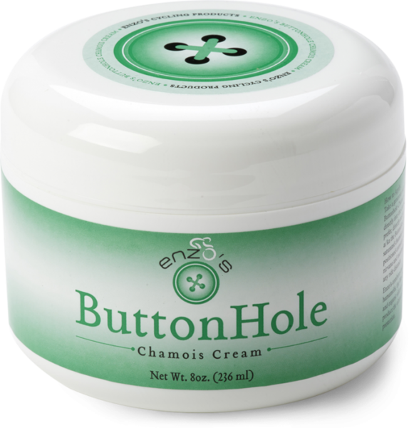 Enzo's Cycling Products Buttonhole Chamois Cream