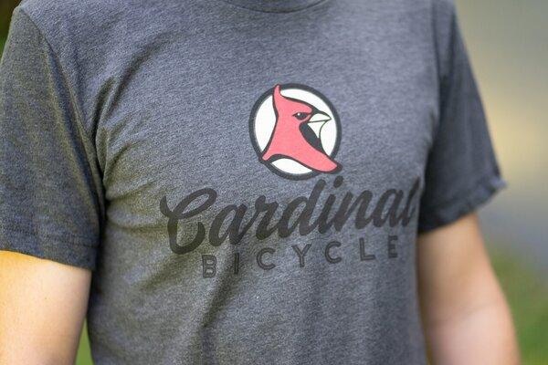 Cardinal Bicycle T-Shirt