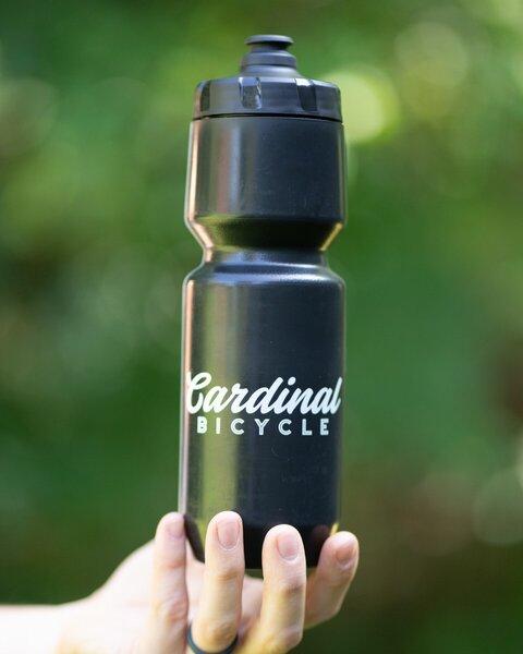 Cardinal Bicycle Water Bottle