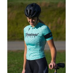 Cardinal Bicycle Women's Custom SL Short Sleeve Jersey