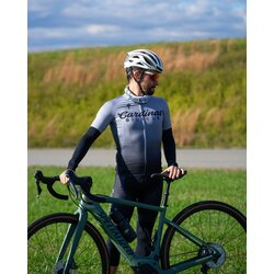 Cardinal Bicycle Men's Custom SL Short Sleeve Jersey