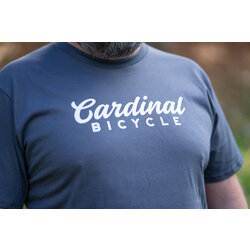 Cardinal Bicycle Organic Cotton T-Shirt