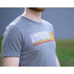 Cardinal Bicycle Retro Logo T-Shirt