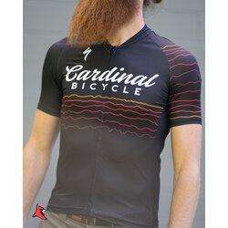 Cardinal Bicycle Men's Topo Jersey