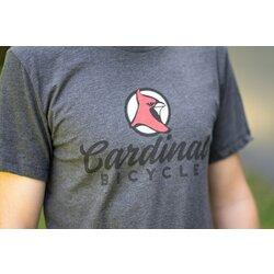 Cardinal Bicycle Logo T-Shirt