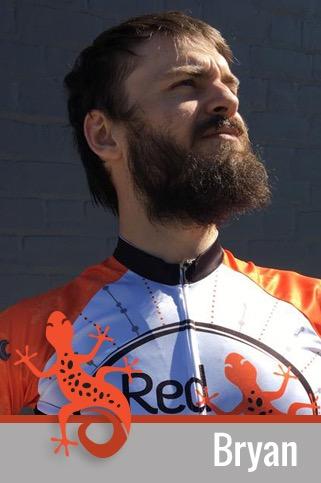 Bryan Walsh, bike mechanic, Red Newt Bikes