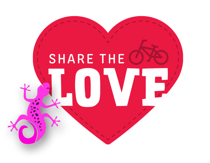 Share the love with Red Newt Bikes