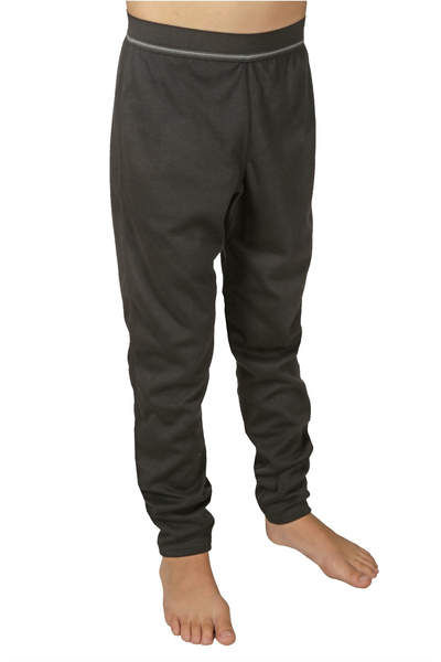 Hot Chillys Pepper Bi-Ply Performance Baselayer Bottom - Youth