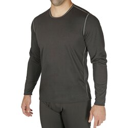 Hot Chillis Pepper Bi-Ply Performance Baselayer Crew Top - Men's