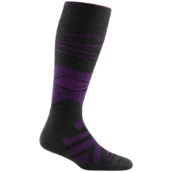 Darn Tough SEA TO SKY OTC WOMENS SKI SOCK LIGHTWEIGHT WITH CUSHION