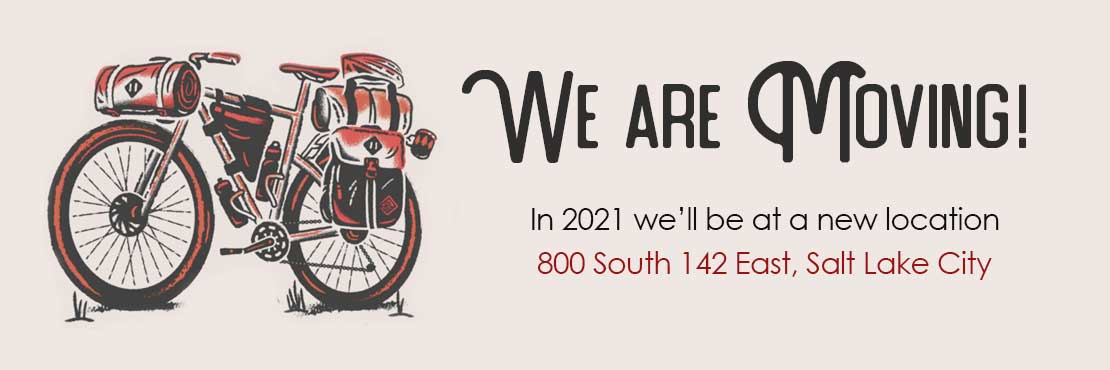 In 2021 we'll be at a new location