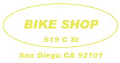 San Diego Bike Shop Home Page