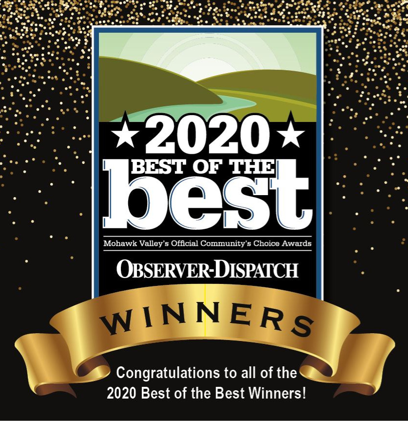2020 Best of the Best winner!