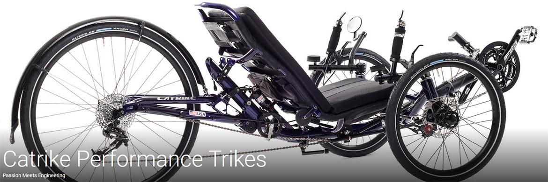 Catrike Performance Trikes