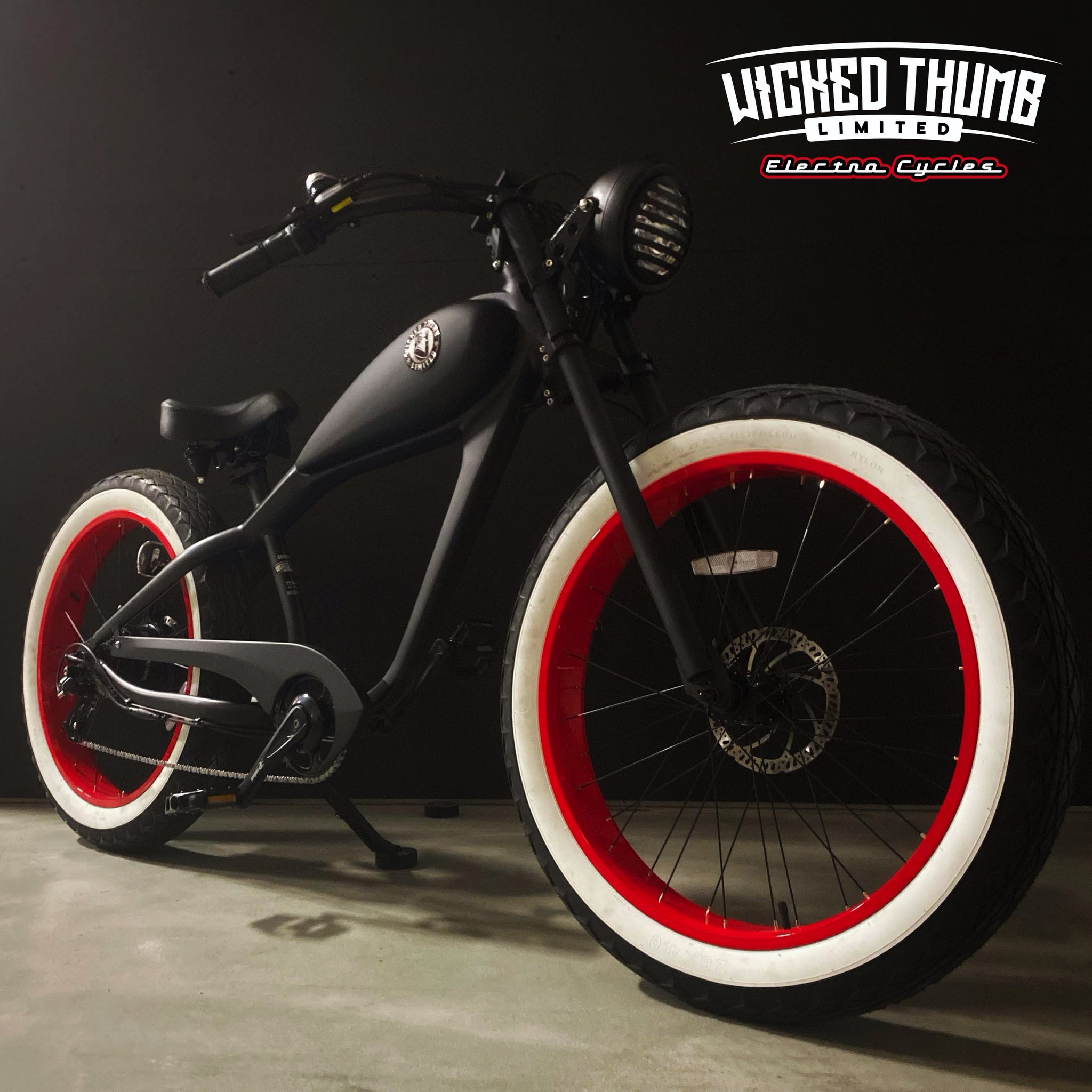 Wicked Thumb Electro Cycles