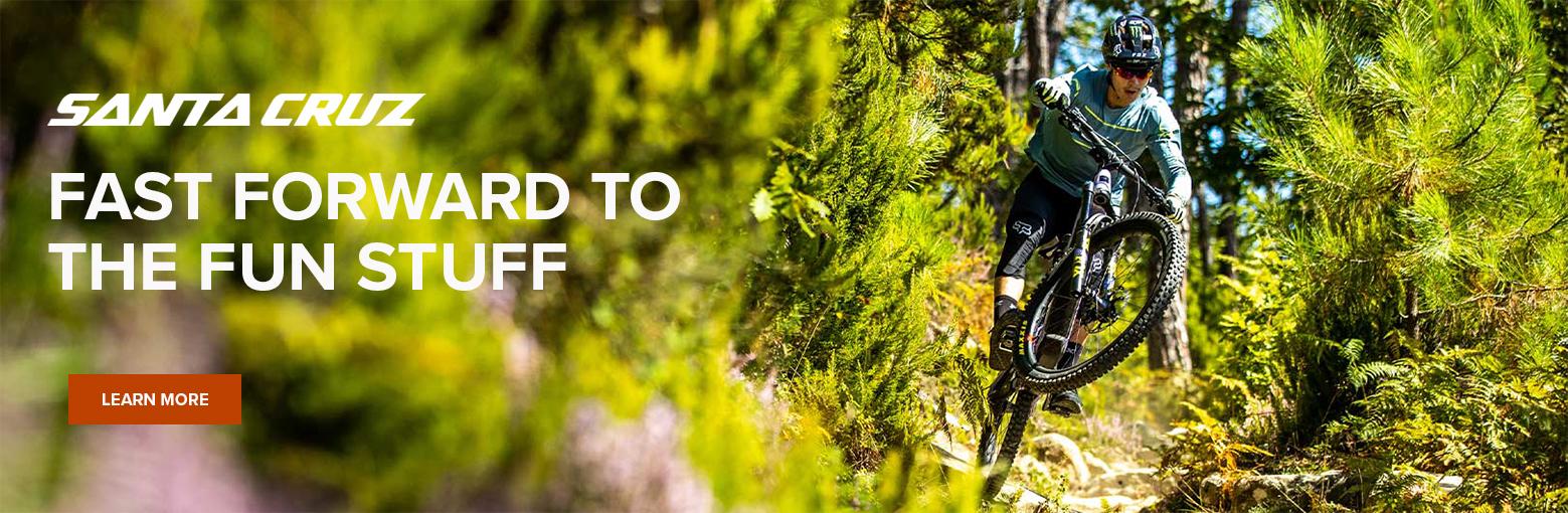 Santa Cruz e-bikes
