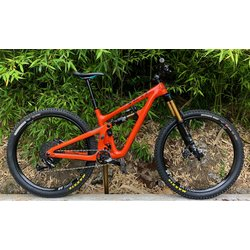 Yeti Cycles SB150 X01 Turq (DEMO)