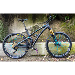 Yeti Cycles SB4.5 TURQ (DEMO)