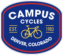 Campus Cycles Logo