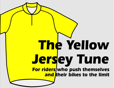 the yellow jersey tune