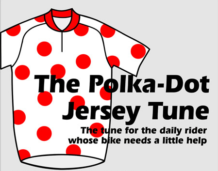 the polka dot jersey tune