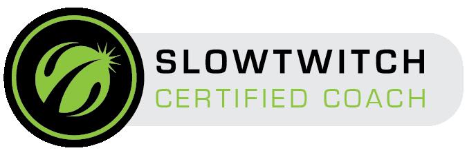 Slowtwitch Certified Coach Logo