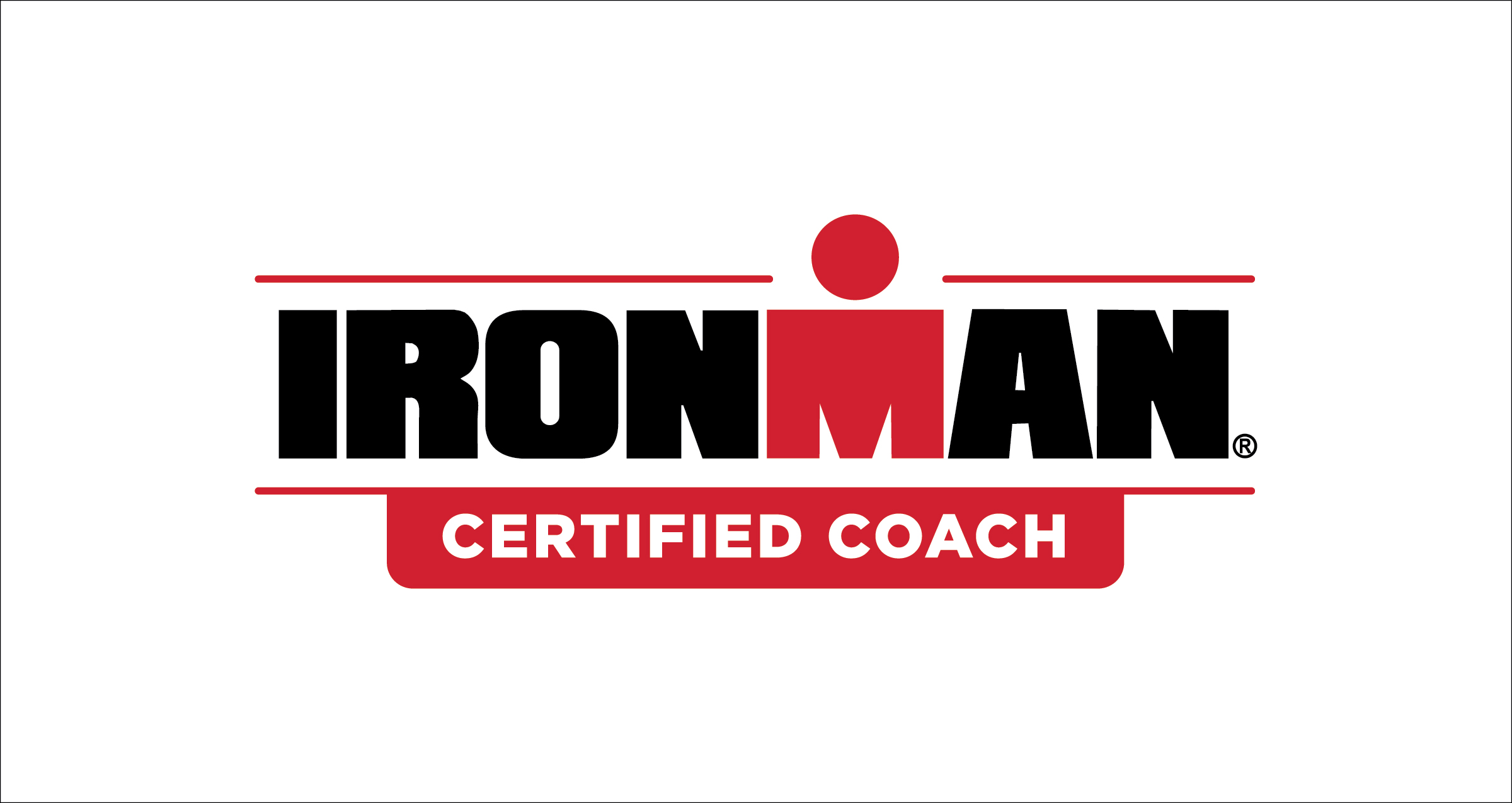 Ironman Certified Coach Logo