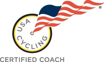 USA Cycling Certified Coach Logo