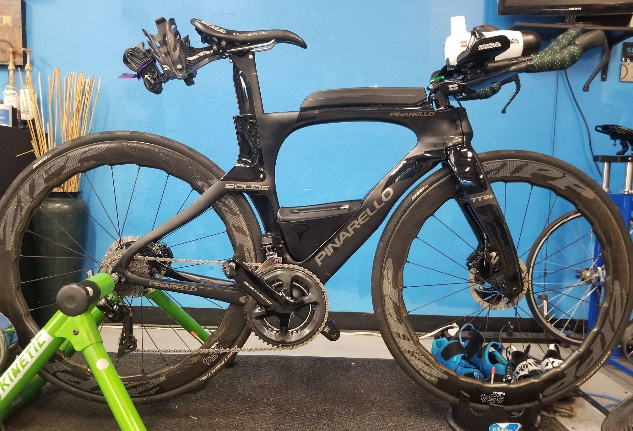 Pinarello Bolide bicycle