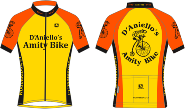 Giordana Amity Bikes Short Sleeve Jersey