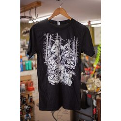 Back Alley Bikes Demon T-Shirt
