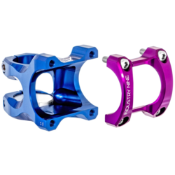 Industry Nine A318 Stem (Mix & Match Colors, 31.8mm Clamp Diameter)