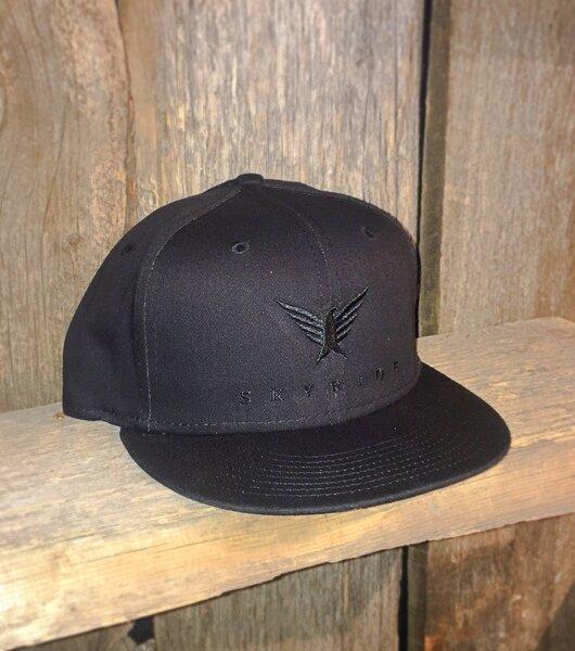 Skyride New Era Snap Back Hat