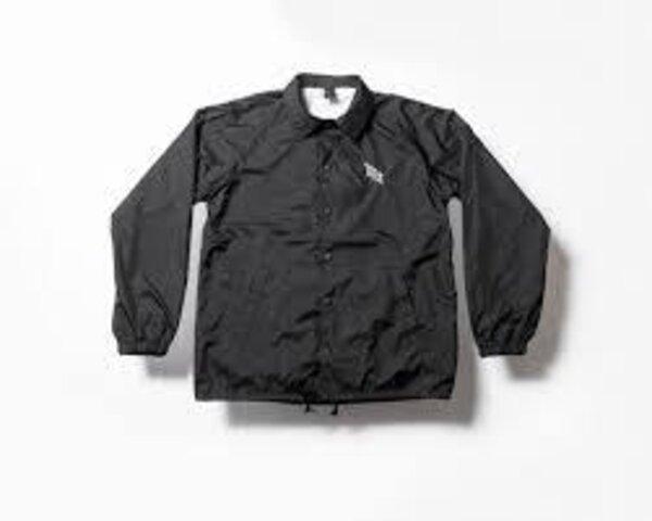 Title Black Coaches Jacket