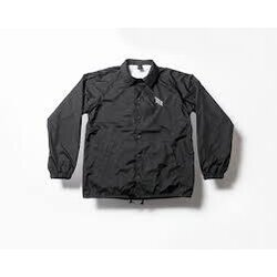 Title Black Coaches Jacket